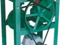Dobradeira de ferro para construção