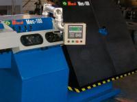 Máquinas de dobrar e cortar vergalhão